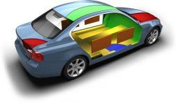 Материалы для шумоизоляции автомобилей от производителя