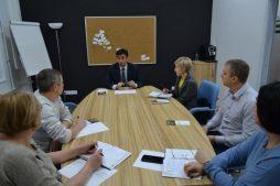Шумоизоляция комнаты для переговоров в офисе