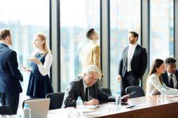 Звукоизоляция конференц-залов и аудиторий