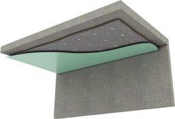 Бескаркасная шумоизоляция потолка: как ее сделать.